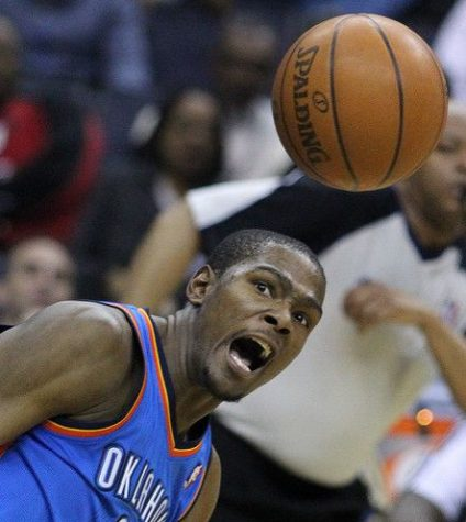 Whaaaaat! Could Durant become a Wizard? Fans have #fingerscrossed.
