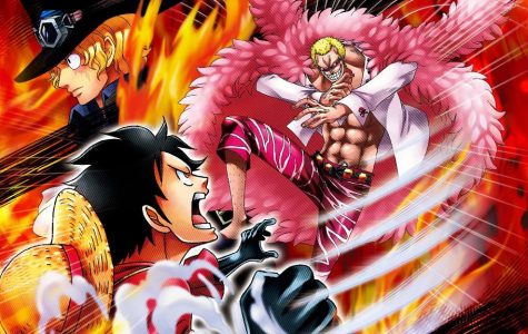One Piece: Burning Blood came out May 31st