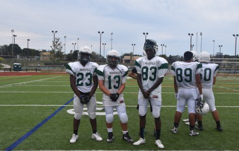 Varsity Football Kicks off the 2016-2017 School Year