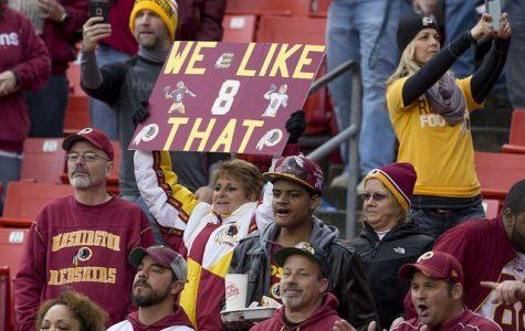 Redskins Step Up in Huge Divisional Game