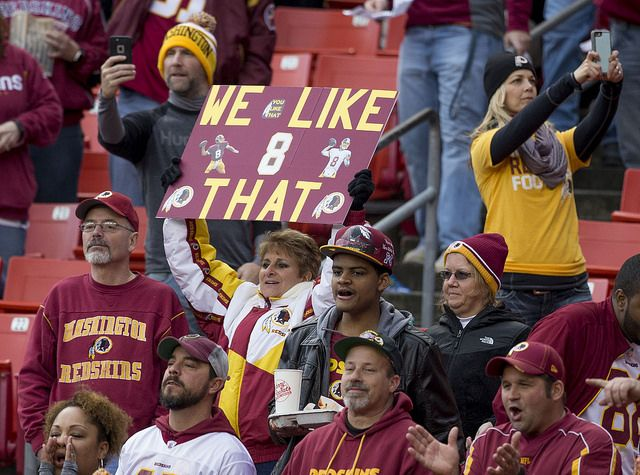 Redskins Step Up in Huge Divisional Game