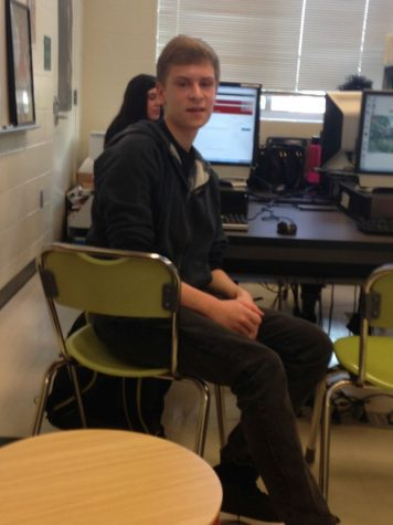 Photo of Adam Kinberg