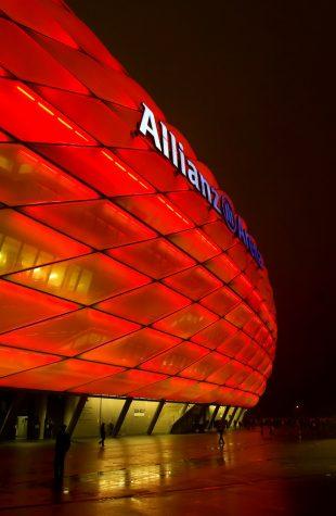 Week 4 of the Bundesliga: Bayern Vs Hertha BSC