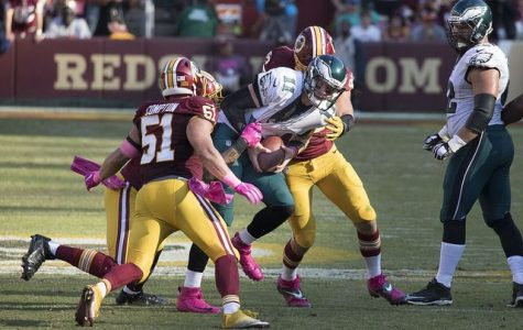 Redskins Dominate Eagles in Week 6
