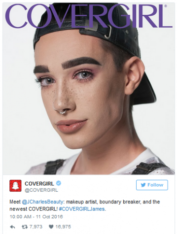 CoverGirl to CoverBoy: Changing the Rules of the Beauty World