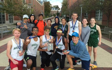 Cross Country Ends Successful Season with Two Regional Runners