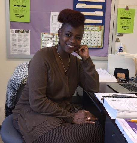 Teacher Feature: Ms. Banks