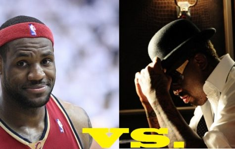 LeBron James and Dennis Rodman Endorse Their Respective Candidates