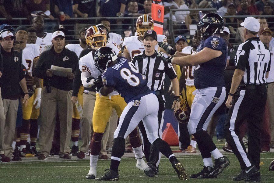 Redskins+at+Ravens++