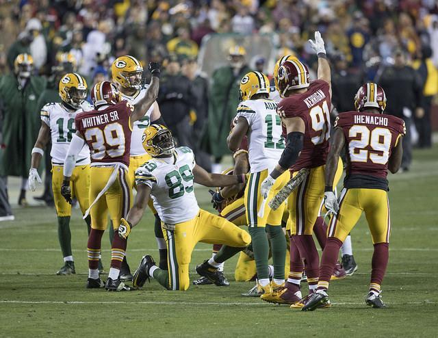 Redskins Get Revenge Then Fall