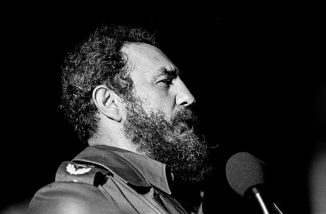 Fidel Castro passed away November 25, 2016.