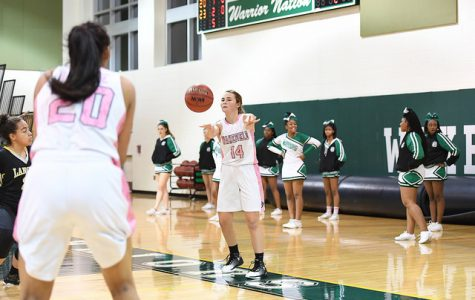 Girls Varsity Basketball Has Stellar Run on Home Court