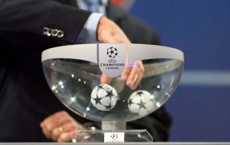 Champions Draw for Round of 16!