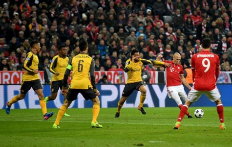 Robben Scores for Bayern