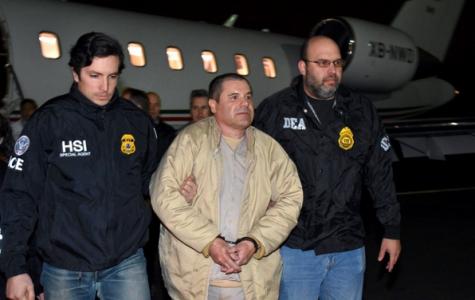 El Chapo Extradited to US