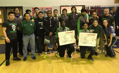 Wakefield Wrestling Hip Heist Regionals and Takedown States