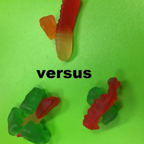 An Important Debate: Gummy Bears? or Gummy Worms?