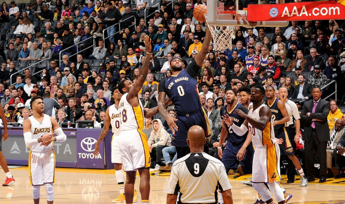 Cousins has first win with Pelicans last night.