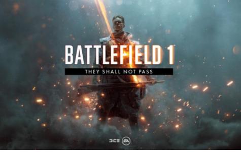 """Ils Ne Passeront Pas"" They Shall Not Pass: Battlefield One DLC"