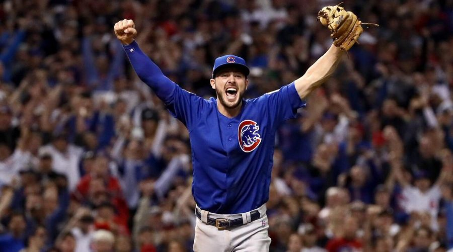 Kris Bryant, the defending NL MVP, and the Cubs look to repeat as World Champions