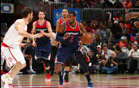 Washington Wizards: John Wall Balls in front of All
