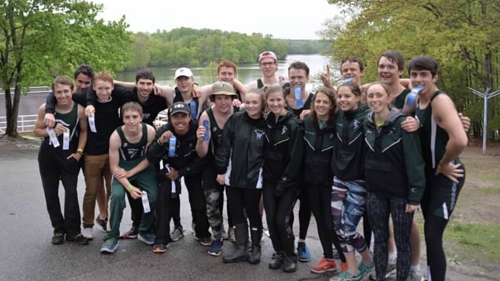 Winning+Wakefield+boats+posing+together+after+the+regatta+is+over.
