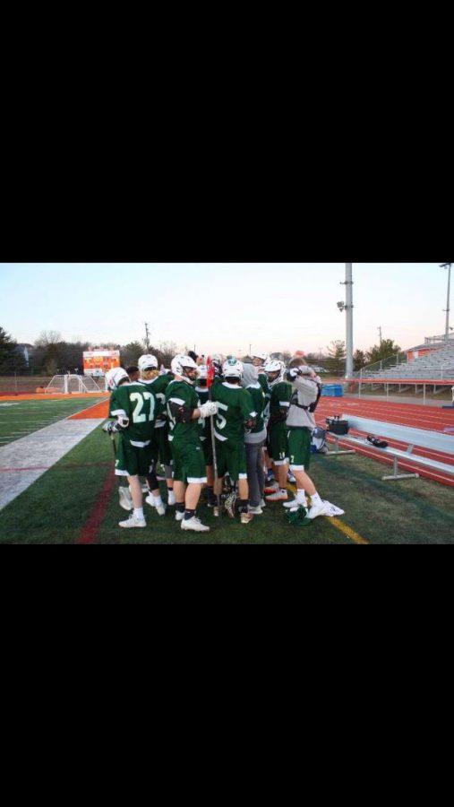Boys Lacrosse Finds Light in Dim Season Start