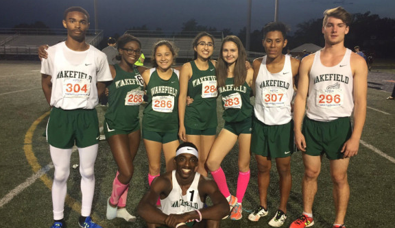 Outdoor Track Crushes it at Conference 13: Regional Bound