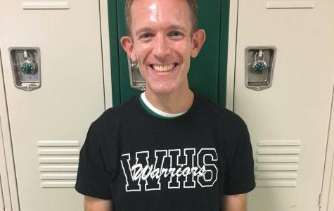 Teacher Spotlight: Get to Know New Wakefield Staff Mr.Palermo
