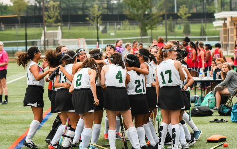 JV Field Hockey Continues to Improve Throughout Difficult Season