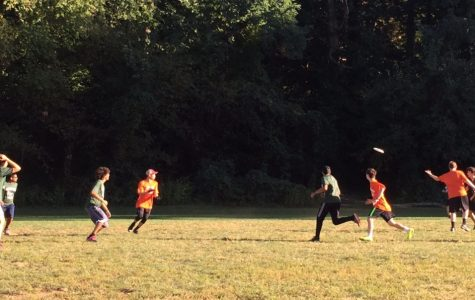 Ultimate Frisbee is the Ultimate Challenge