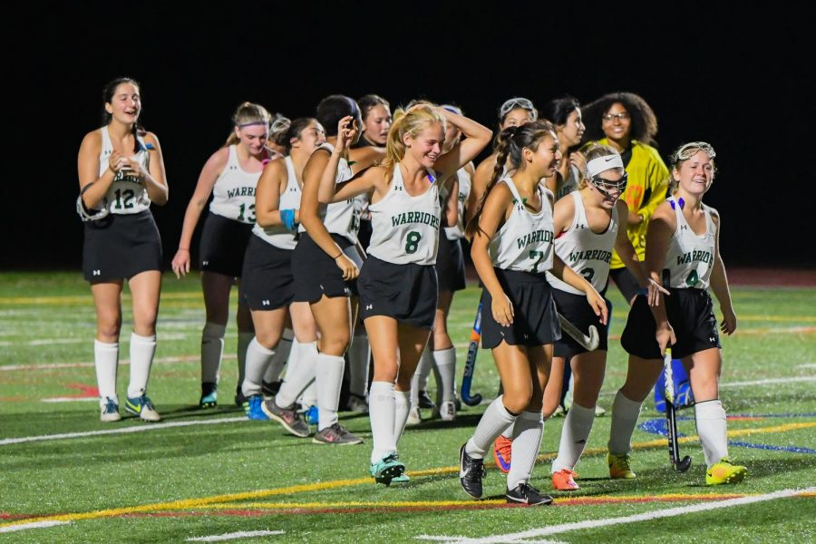 Varsity Field Hockey Hosts Regional Playoffs for First Time in School History