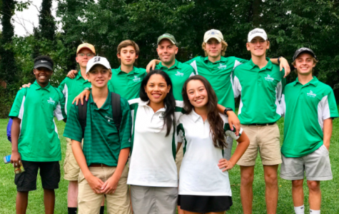 Golf Team Finishes Another Great Season