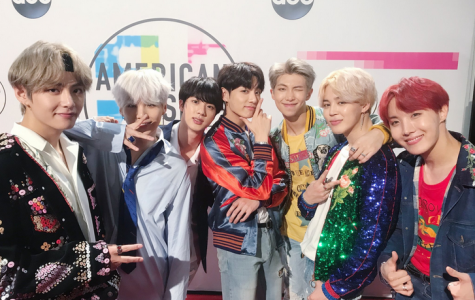 Celebrities' Reaction to BTS' AMAS Performance