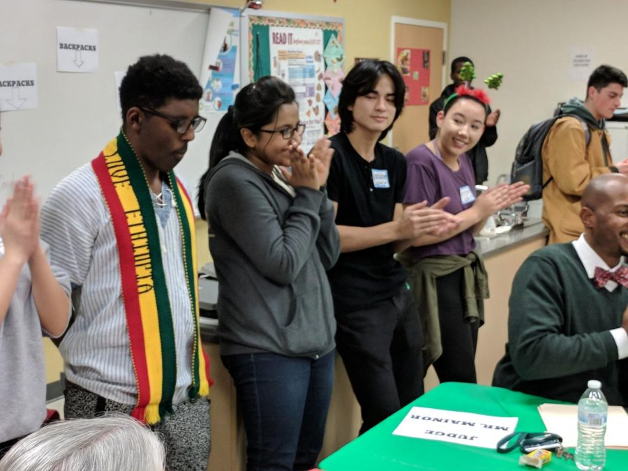 Asian Club Cook-Off: An Annual Tradition