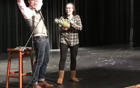 Poetry Out Loud Competition: Bringing Life Back to Poetry
