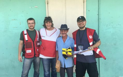 Ms. Labella Goes to Puerto Rico with Red Cross