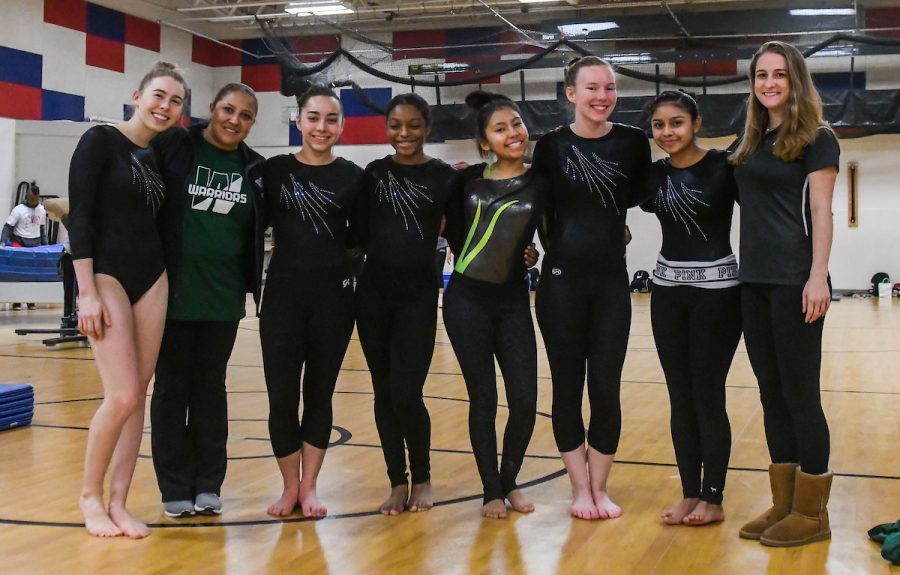 Gymnasts Build Strong Base This Season