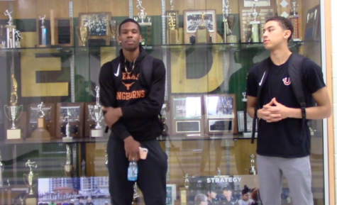 It is time: Full Boys Basketball Promo Video