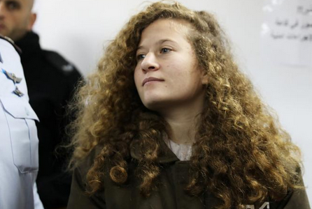 16 Year Old Takes a Stand: Justice for Palestine