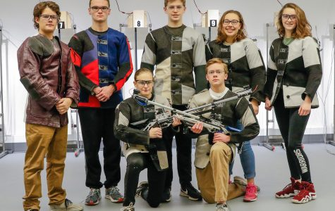 Rifle Team Aims to Win