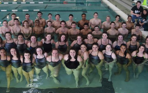 Wakefield Swim and Dive Made Big Waves This Season