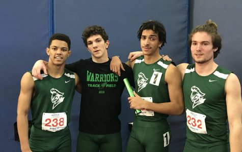 A Great Run For Our Boys Indoor Track Team