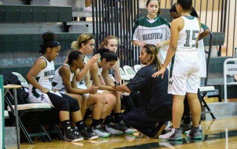Players Finish Successful JV Girls Basketball Season