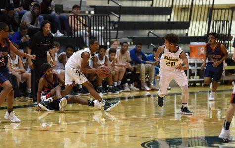 Boys Freshman Basketball Achieves Perfect Season