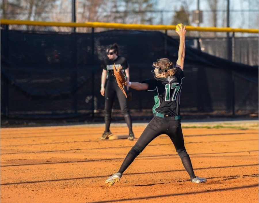 Student Spotlight: Pitcher Katie Fried