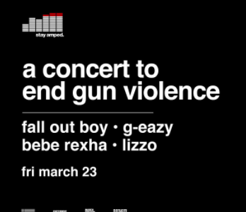 A Concert to End Gun Violence
