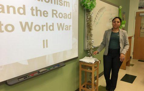 Ms. Waters Brings African American Studies to Wakefield