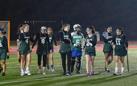 Girls Lacrosse: Warriors on the Field