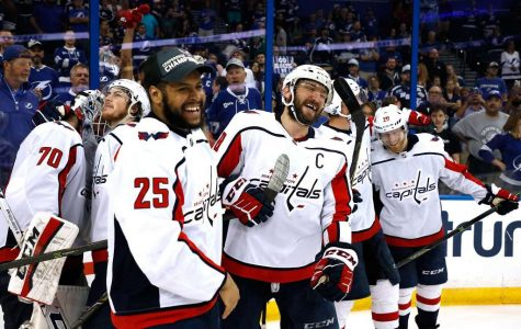 Capitals Get The Job Done in Game 7: on to Stanley Cup
